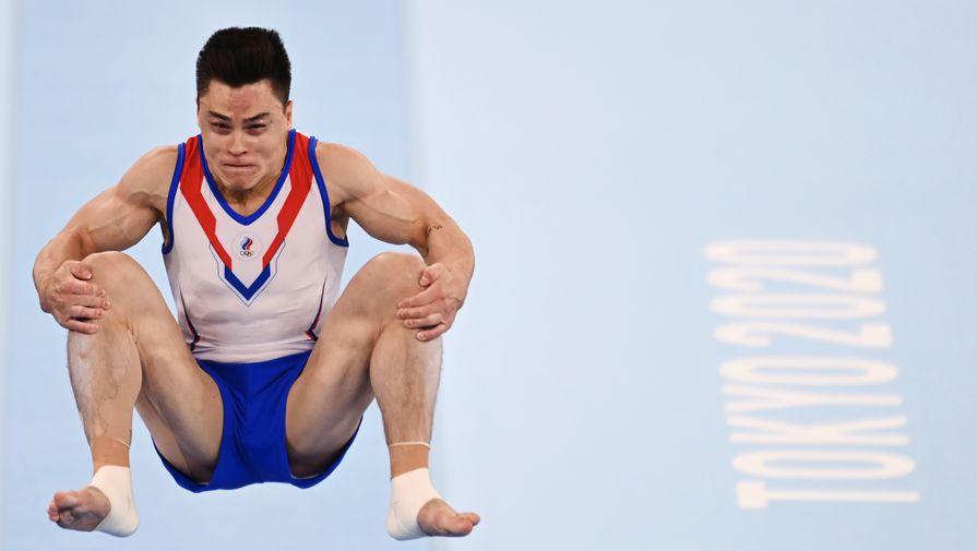 Гимнаст Нагорный радовался картонным кроватям на Олимпиаде в Токио