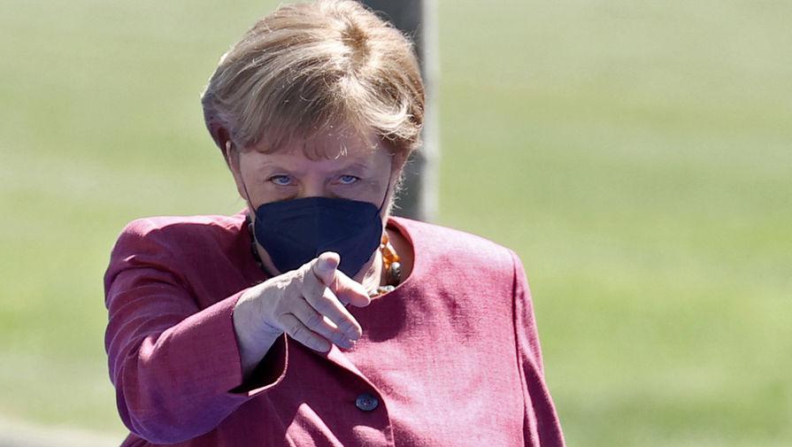Меркель скептически относится к заполненным стадионам на Евро