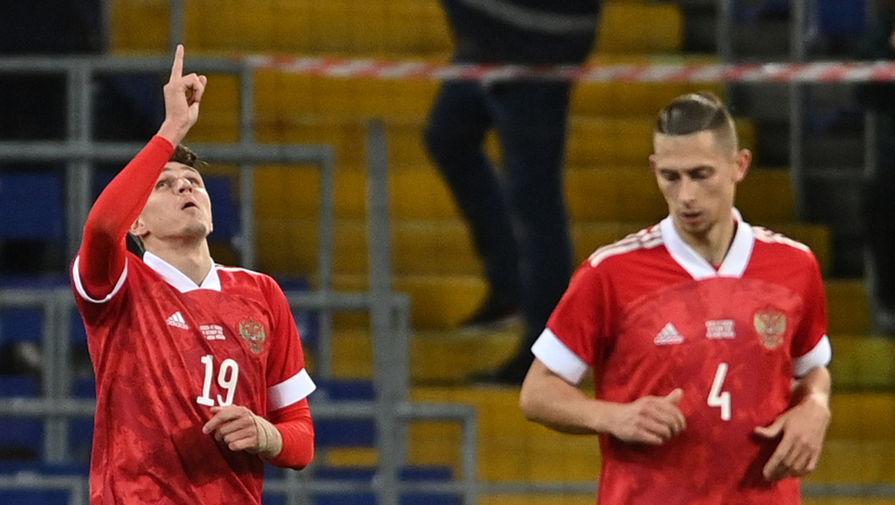 В сборной России объяснили ситуацию с травмой Соболева