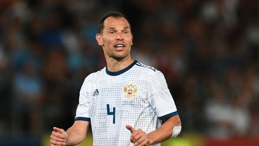 Игнашевич поделился ожиданиями от матча Россия - Хорватия
