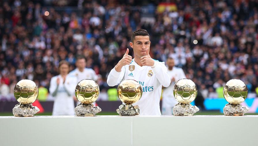 Роналду осталось забить два гола для повторения мирового рекорда