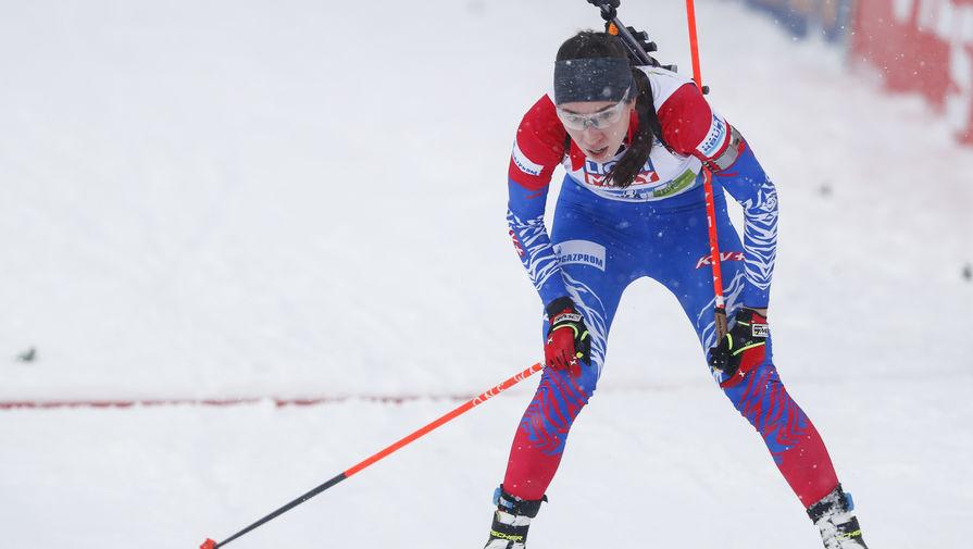Стали известны стартовые номера российских биатлонисток в индивидуальной гонке