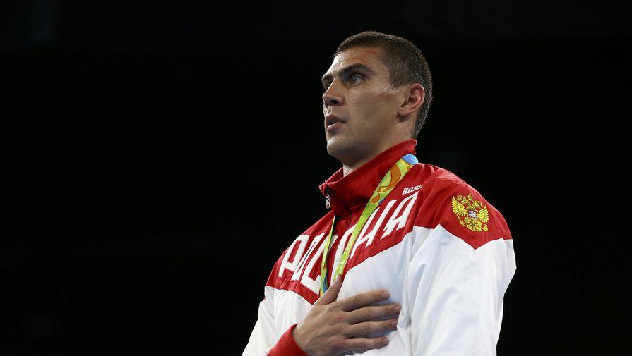 Олимпийский чемпион Тищенко добился восьмой победы на профессиональном ринге