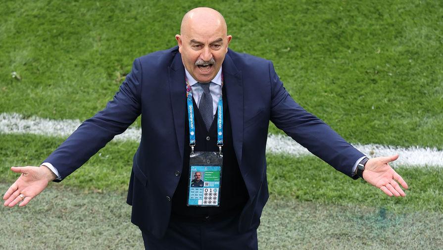 Агент Черчесова назвал условие, при котором тренер покинет сборную России