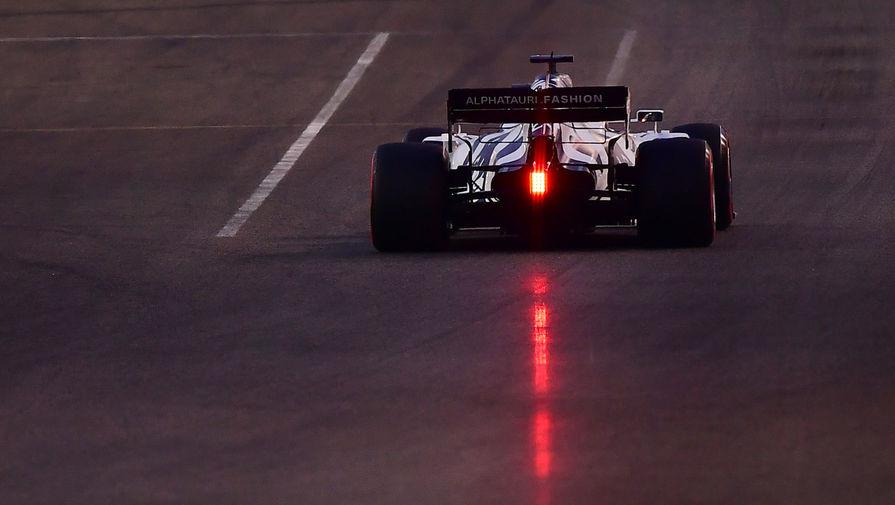 В 'Формуле-1' отреагировали на уход Квята из 'Альфа Таури'