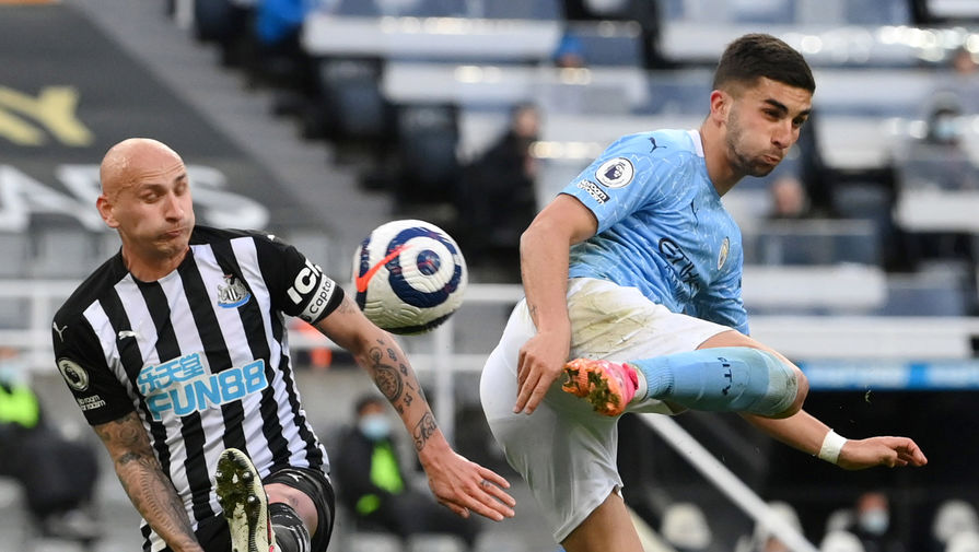 'Манчестер Сити' установил рекорд чемпионатов Англии