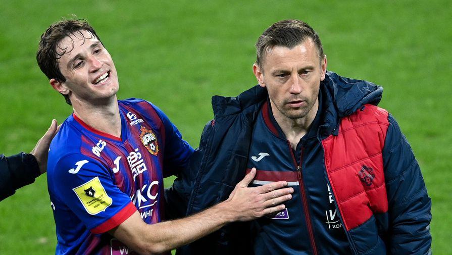 Грушевский назвал увольнение Олича из ЦСКА скоропостижным