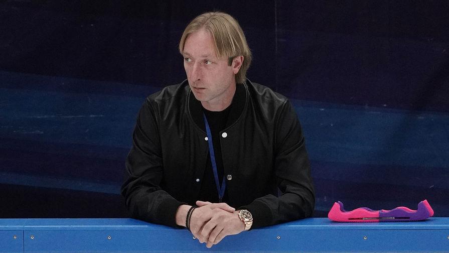 Плющенко: в России часто сталкиваюсь с давлением