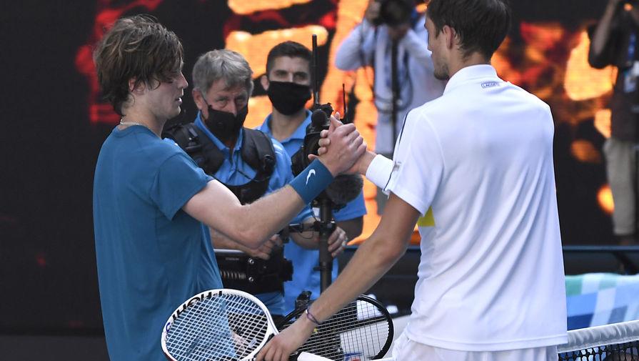 Тарпищев назвал лучшего соперника для Медведева в полуфинале Australian Open