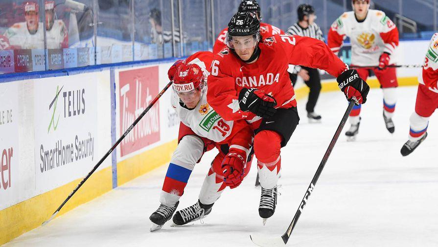 Хоккейный тренер Новиков: канадцы нас просто смяли