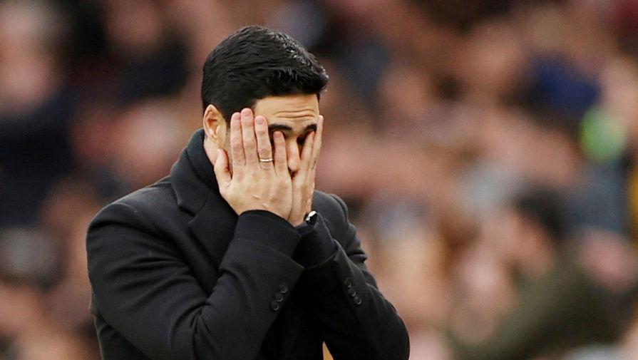 'Арсенал' проиграл 'Вулверхэмптону' в матче 10-го тура АПЛ