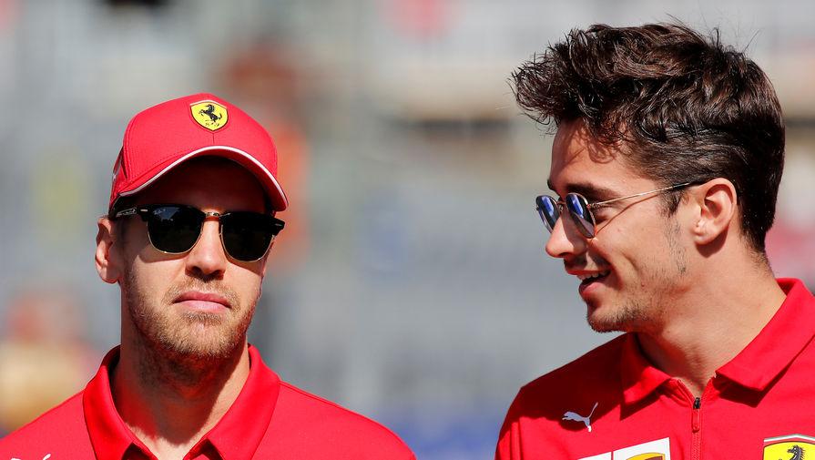 Леклер не стартовал на Гран-при Монако из-за проблем с коробкой передач
