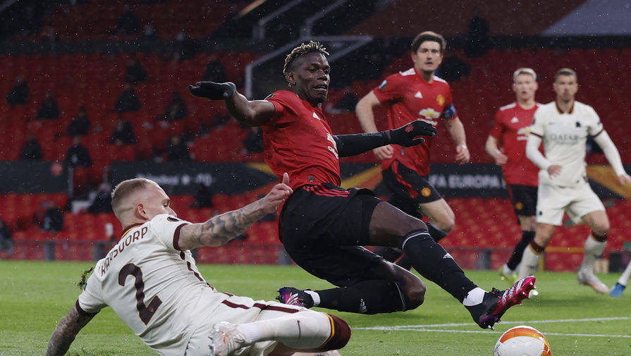 'Манчестер Юнайтед' повторил 57-летнее достижение 'Реала'