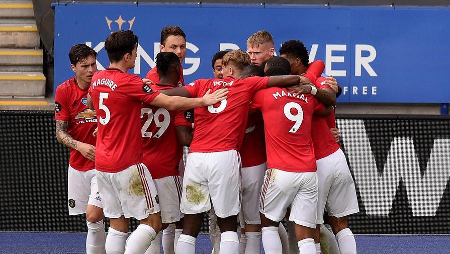 'Манчестер Юнайтед' дома забил всего один мяч с игры в этом сезоне АПЛ