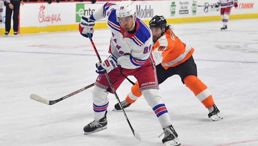 Бучневич стал первой российской звездой недели в НХЛ