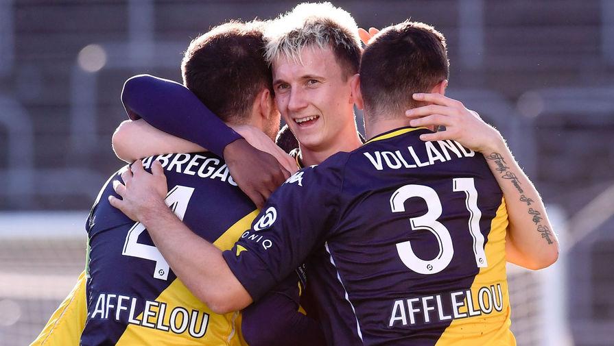 Головин выйдет в стартовом составе 'Монако' на матч со 'Страсбургом'