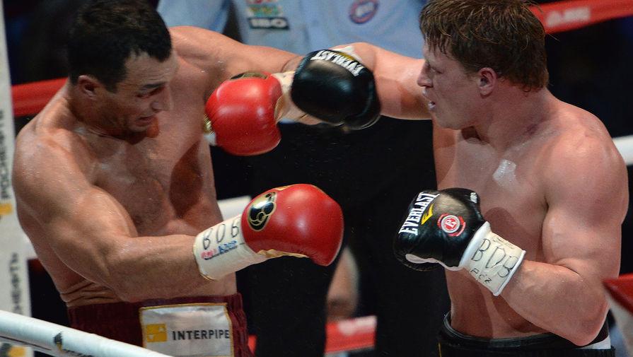 Бывший боксер Дрозд рад тому, что Поветкин решил завершить карьеру