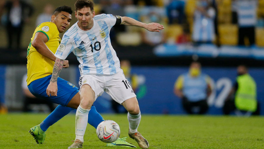 Роналдо призвал не принижать заслуг 'коротышки' Месси после победы на Кубке Америки
