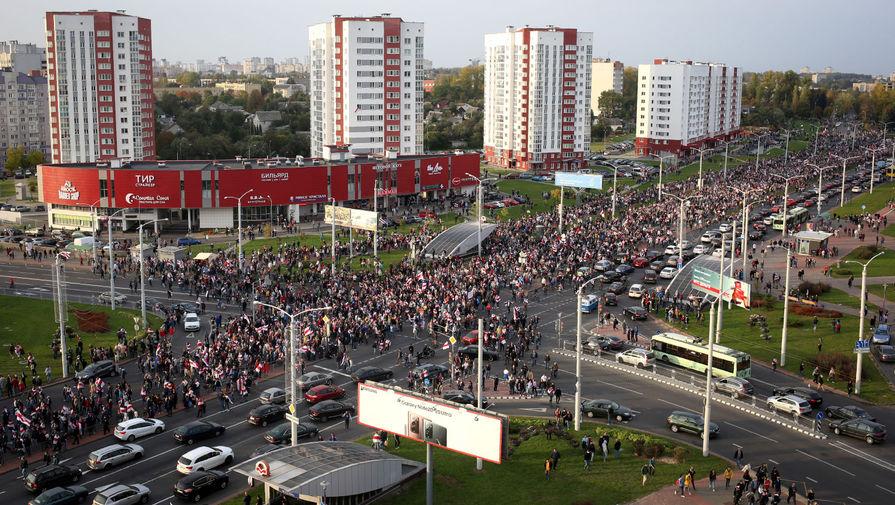 Левченко назвала ситуацию в Белоруссии 'геноцидом'