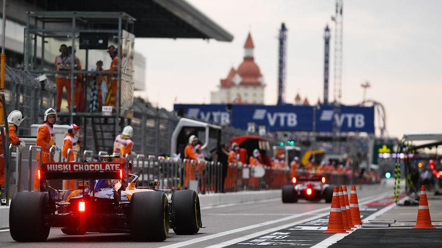 Сотрудник 'Мерседеса' рассказал о задержании во время Гран-при Сочи