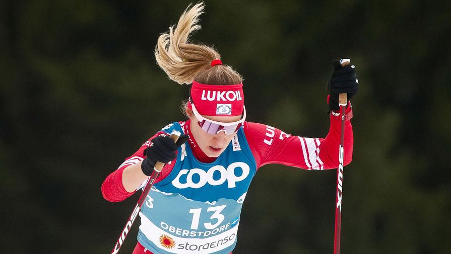 Россиянка Кирпиченко рассказала, что помешало ей завоевать медаль в масс-старте