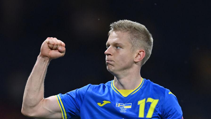 Зинченко заявил, что украинские игроки вошли в историю, но хотят большего