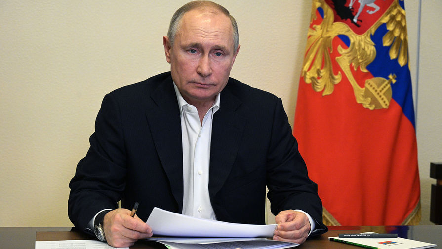 Путина расстроил результат матча Россия - Канада на ЧМ по хоккею