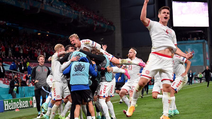 Игрок сборной Дании выругался в Instagram на русском после матча с Россией