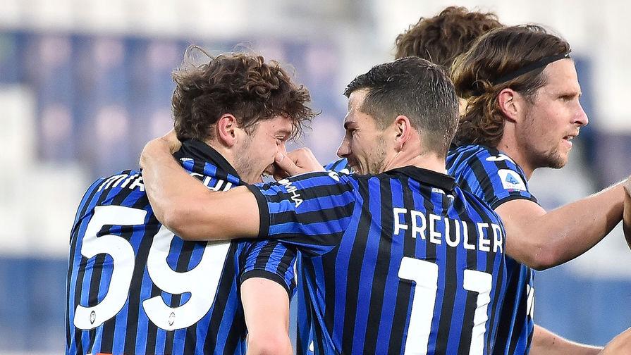 Тренер 'Аталанты' прокомментировал победу в 1/8 финала Кубка Италии