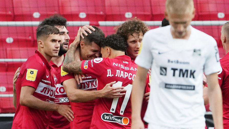 Стало известно расписание 'Спартака' в групповом этапе Лиги Европы