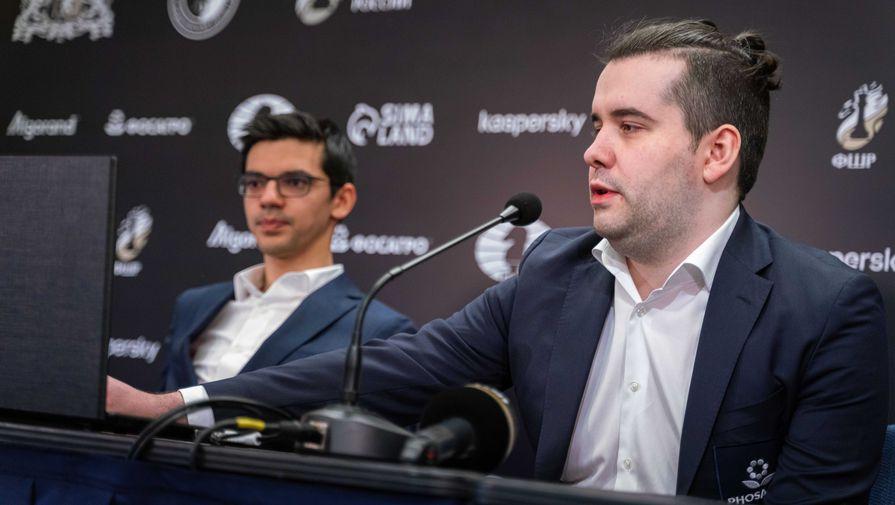 Российский шахматист Непомнящий рассказал о победе на турнире претендентов