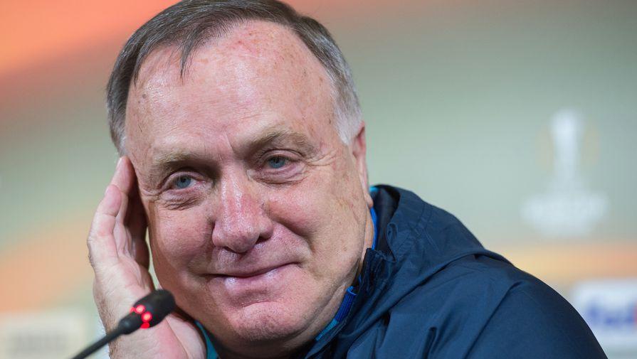 Дик Адвокат считает, что у сборной России хорошие шансы сыграть в плей-офф