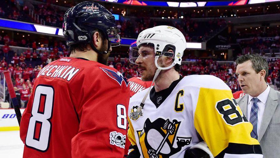 Кросби обошел Овечкина в списке лучших бомбардиров НХЛ за всю историю