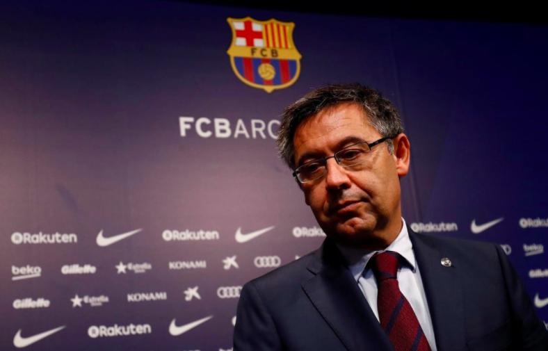 Гвардиола высказался о задержании экс-президента 'Барселоны'