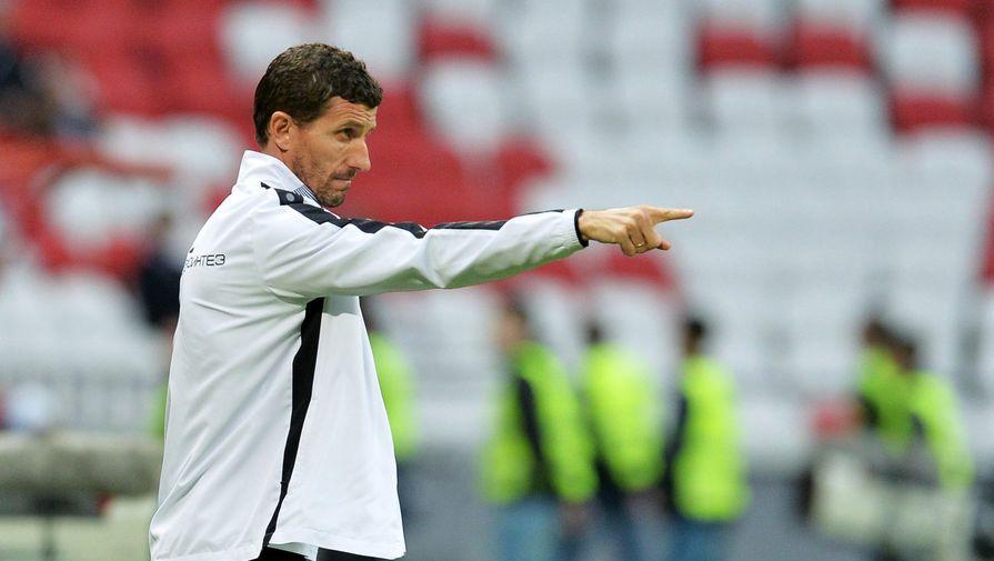 Бывший наставник 'Рубина' уволен с поста главного тренера 'Валенсии'