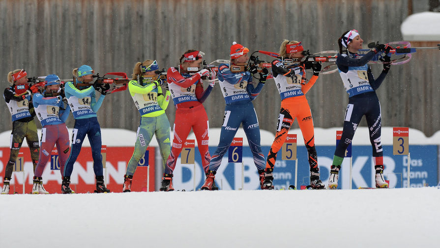 Сборная России по биатлону объявила состав на первые два этапа Кубка мира