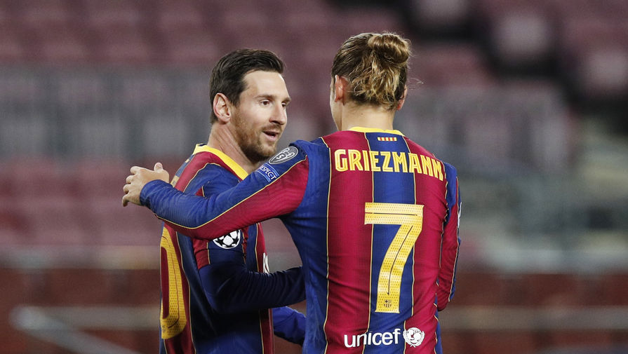 Месси забил 26 мячей после выхода на замену в Ла Лиге