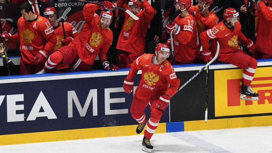 Чемпионат мира по хоккею в 2021 году перенесут из Белоруссии в Россию