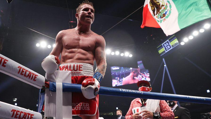 Альварес отправил в нокаут Йылдырыма и защитил титул чемпиона WBC и WBA