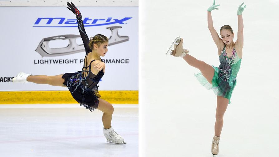 Вице-чемпионка ЧМ-2012 Леонова поделилась мнением о Трусовой и Косторной