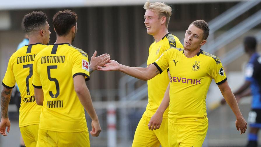 16-летний нападающий дортмундской 'Боруссии' поделился впечатлением от дебюта