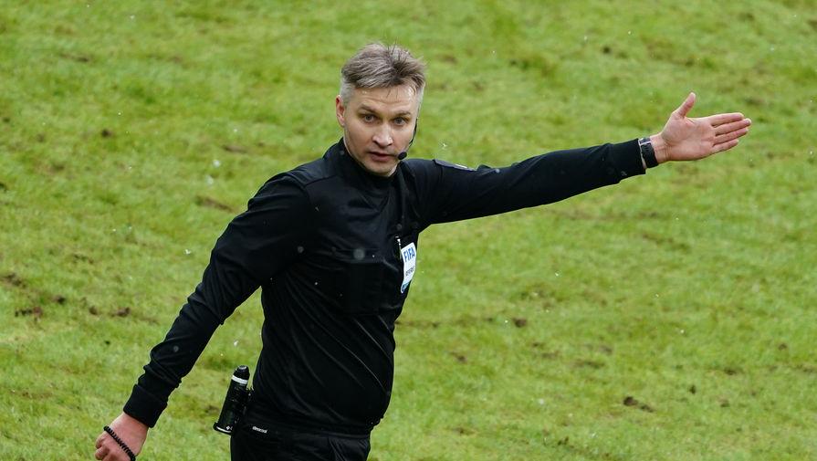 УЕФА отстранил арбитра Лапочкина от футбольной деятельности на десять лет