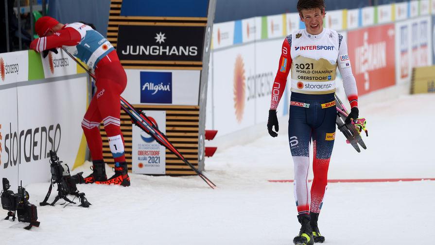 Норвежский историк лыжных гонок объяснил, почему удивлен дисквалификацией Клебо