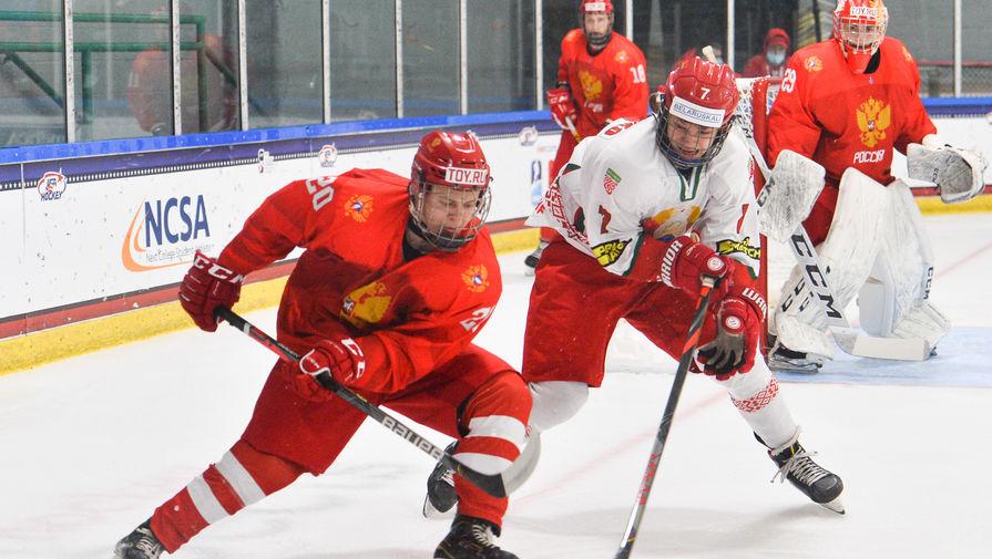 Обладатель Кубка Гагарина Бадюков похвалил Белоруссию за игру против России на ЮЧМ