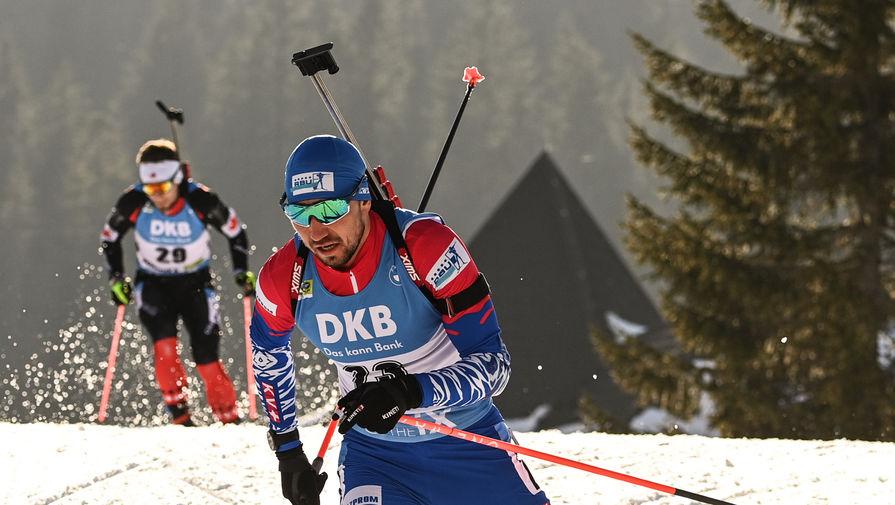 Логинов снялся с масс-старта на этапе Кубке мира в Эстерсунде