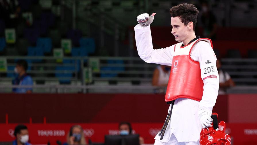 Россия делит восьмое место в медальном зачете после первого дня Олимпиады