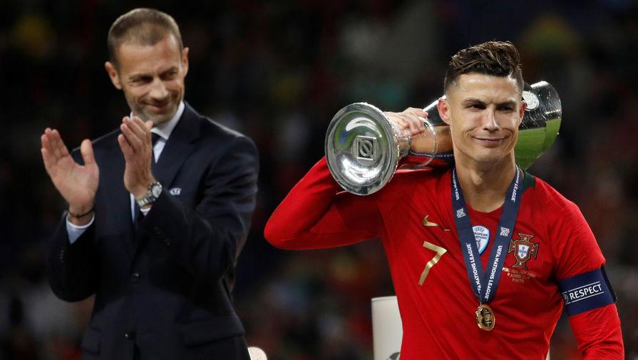 Сборная Португалия забила семь мячей и разгромила национальную команду Андорры