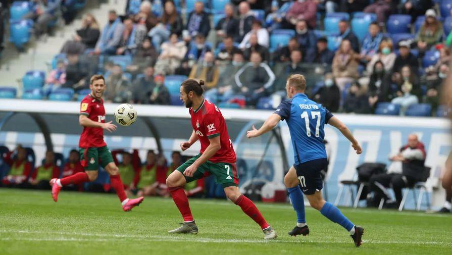 'Локомотив' выиграл шесть матчей из шести в 2021 году