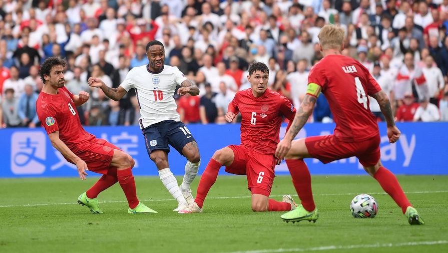 Англия впервые за 55 лет сыграет в финале крупного международного турнира