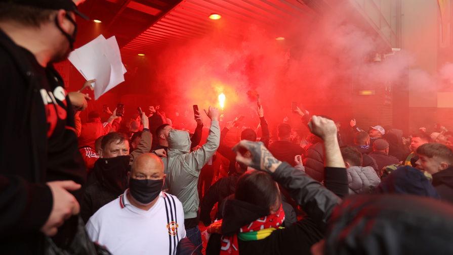 Экс-вратарь 'Манчестер Юнайтед' высказался о протестах фанатов